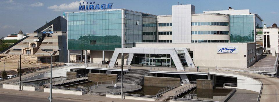 Гостиница «Мираж» (MIRAGE HOTEL)