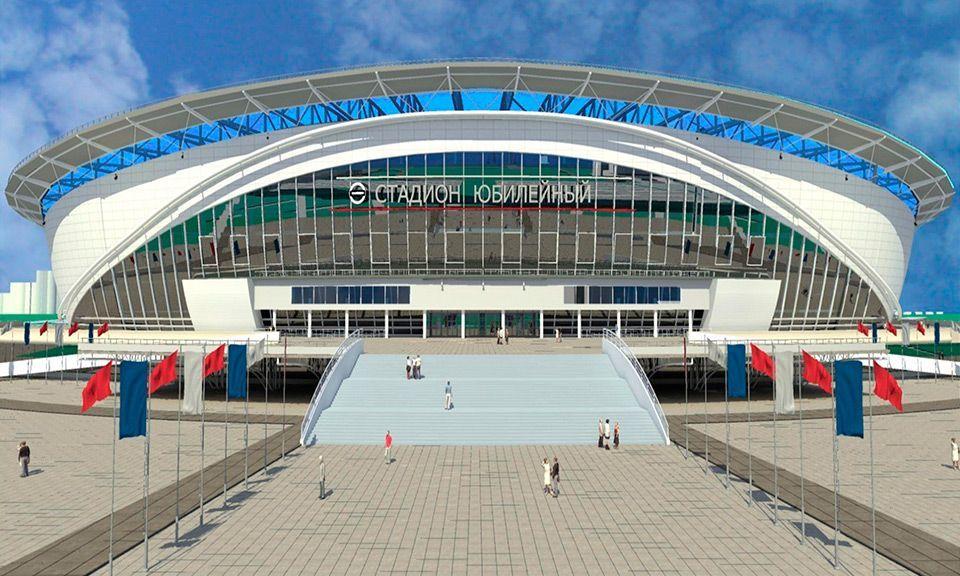 Футбольный стадион «Мордовия Арена»