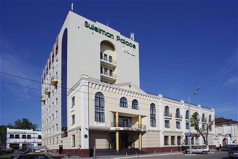 Гостиница «Сулейман Палас Отель»