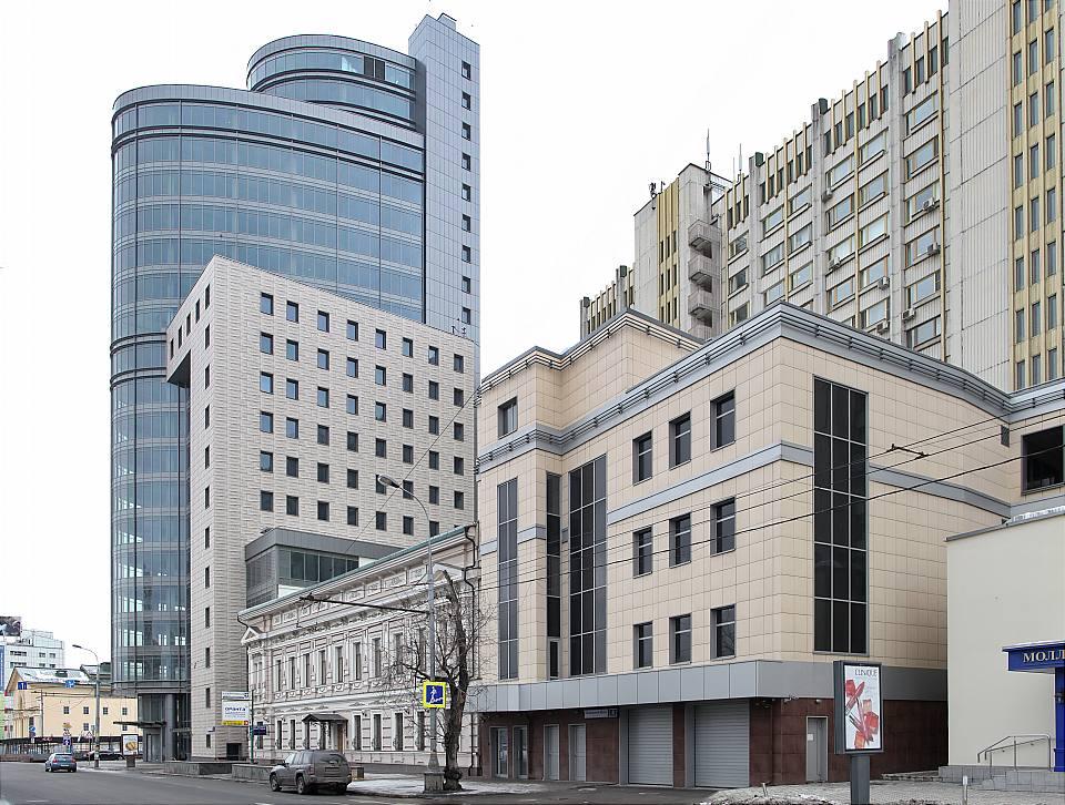 «Газпромбанк», головной офис