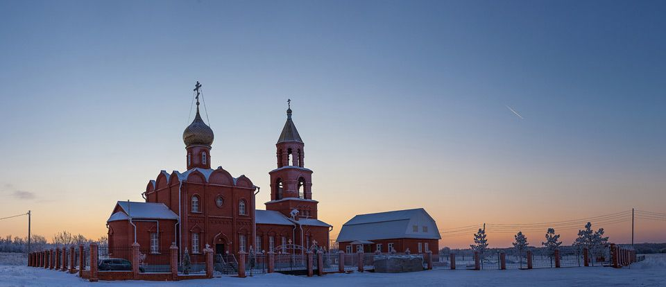 Церковь Казанской Божией Матери