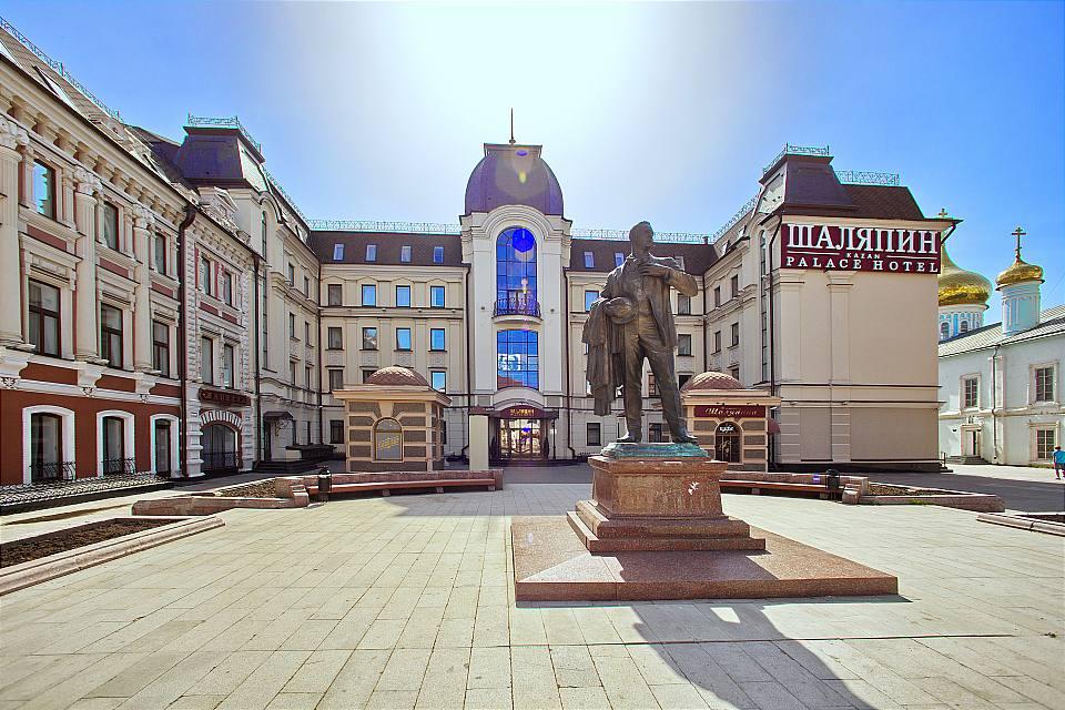 Гостиница «Шаляпин Палас Отель»